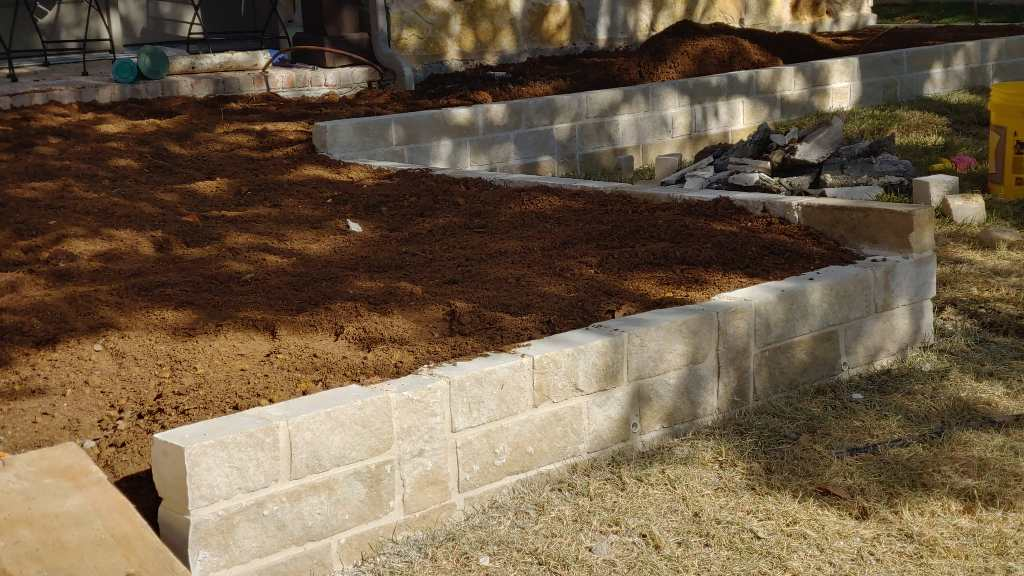 Stone Retaining Wall Building Tips