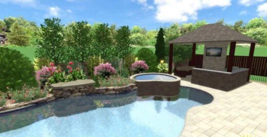 Professional Landscape Design in Texas