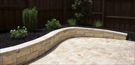 Best Patio Paving Materials for North TX