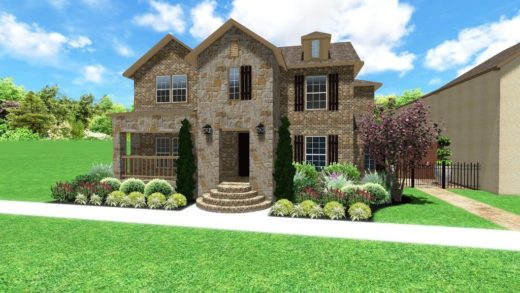 Landscape Design in Dallas