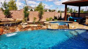 Cost of New Swimming Pool and Landscaping