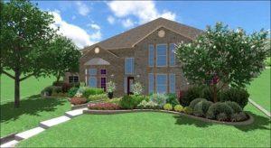 Front Yard Landscaping Design