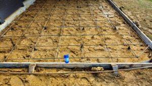 Ground Preparation to Pour a Concrete Patio