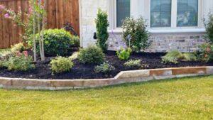Landscaped Planting Beds